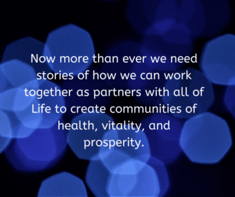 New Stories of Working Together