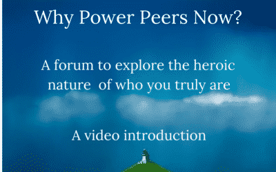 Why Power Peers Now?
